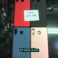 Babi Skin Halus Hardcase Samsung A8 Star G885F Dan J8/J810F