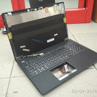 Casing Laptop Asus X550Z X550 Mulus