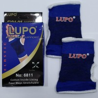 sarung tangan telapak glove palm lupo gym fitness cedera injury cidera