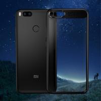 Softcase Auto Focus Transparan Case Casing Cover HP Xiaomi MI5X MIA1