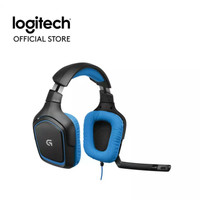 FLASH SALE Logitech G430 Black Gaming Headset 7.1 Sound