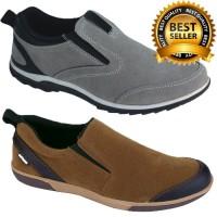 Sepatu Casual Pria trendi Catenzo SD 008 terlengkap dan nyaman dipakai
