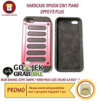 Case Paling Murah Dan Bagus Oppo F3 Plus Spigen 2in1 Casing Model