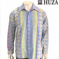 Harga batik huza kemeja motif | Hargalu.com