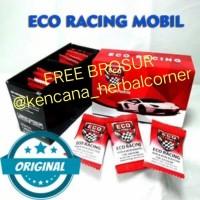 ECO RACING MOBIL 1 BOX isi 10 Sachet (Tablet) PENGHEMAT BBM 50%