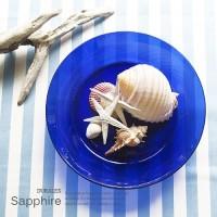 Duralex Piring Makan Soup 19.5cm ( tempered glass ) - Set of 6