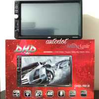 Doubledin AVI 1600DS Mirrorlink / Headunit Mobil AVI-1600DS