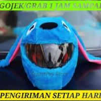 Sarung Helm Cover Stitch Bahan Import TERMURAH