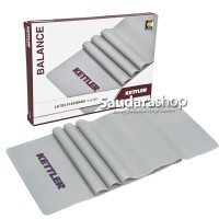 Kettler Latex Flexiband 0.35MM Grey / Latex Aerobic light/ Latex Senam