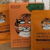 SNP ANIMAL SHEET MASK ORIGINAL - TIGER
