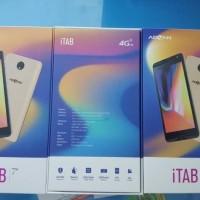 HP ADVAN TABLET ITAB / I7 PLUS RAM 2GB GARANSI RESMI BARU
