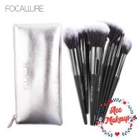 Focallure 10 Pcs Eyeshadow Blending Makeup Brush Set + Pouch #149
