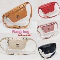Tas Waist Bag Channel Tas Waist Bag Terbaru #Tas Slempang Wanita