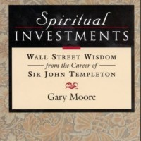 Spiritual Investments - Gary D. Moore (Economy)