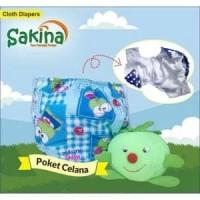 Harga Clodi Sakina Pocket Hargano.com