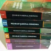 Sejarah Nasional Indonesia 1-6