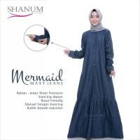 Mermaid Maxi Jeans