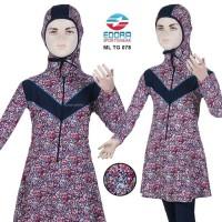 Baju Renang Anak SD Muslimah ML TG P Umur 5 sd 10 Tahun Best Seller