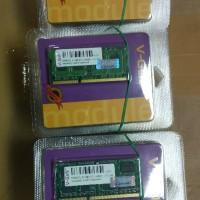 RAM V-Gen DDR3 8gb PC 10600 Sodimm Untuk Laptop Murah