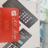 Nokia 150 Dual Sim GARANSI RESMI 1TAHUN - Putih hp handphone