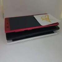 FUJITSU ARROWS NX F01F 4G SEKEN SECOND ORI hp handphone