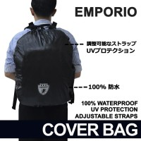 Cover Tas Pelindung Tas Backpack Rain Cover Bag Waterproof Emporio 30L