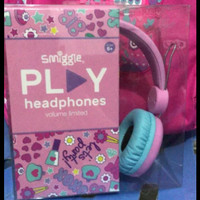 Smiggle Headphone Snap Play