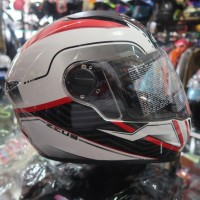 Helm Full Face Zeus 811 AL 17 Yamaha Blue