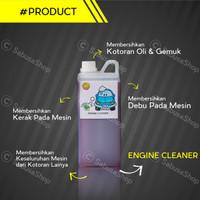 Obat Pembersih Mesin Mobil (Engine Cleaner) 1 Liter