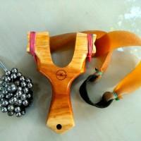 Harga ketapel slingshot bahan jati | Pembandingharga.com