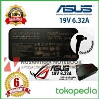 Adaptor Charger Asus ROG 19V - 6.32A Laptop Asus Gaming Original