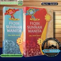 1 Set Fiqih Sunnah Wanita - Abu Malik Kamal - Cordoba - Karmedia