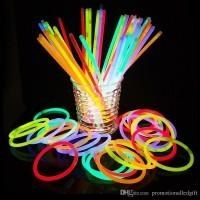 Glowing Stick / Glow Stik / Stick Glow In The Dark warna warni