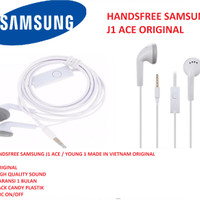 Handsfree Headset Earphone Original Samsung V J1 J1 Ace Grand Prime