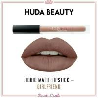 HUDA BEAUTY LIQUID MATTE LIPSTICK -GIRLFRIEND