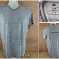 Kaos Original Rock & Republic Iconic Tee Grey