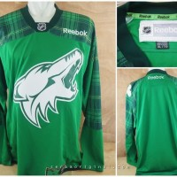 Jersey Hockey NHL st, Patrick Day phoenix coyotes