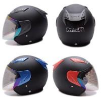 [Helm Dewasa] MSR Helmet Javelin Polos Doff