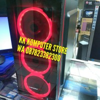 PC CPU RAKITAN GAMING S23 RYZEN 7 2700 FEAT GTX 1060 6GB & M.2 250GB