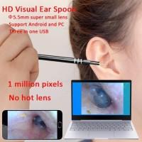 Pembersih Telinga Anak Kamera - Ear Cleaning Endoscope