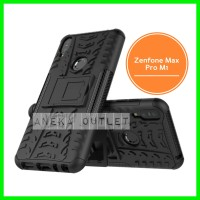 CASE ASUS ZENFONE MAX PRO M1 ZB601KL CASING HP HARDCASE RUGGED STAND