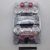 Harga joystik gamepad stik pc laptop komputer transparandouble analog | antitipu.com