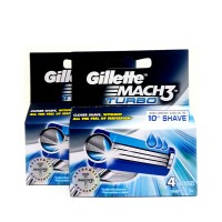 Gillette Mach3 Turbo Isi Ulang - isi 4