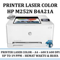 Printer HP Color Laserjet M252n - B4A21A - Original Resmi