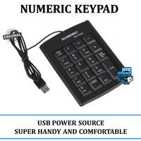 Numpad Number Pad USB High Quality