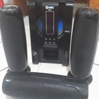 Speaker Home Theater 3.1 channel GMC 887-A