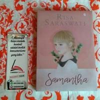 bisnis Novel sejarah) Novel Samantha Karya Risa Saraswati