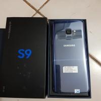 Samsung Galaxy S9 SEIN Dual Sim 4/64 GB Siap Gojek Fullset