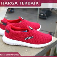 HArga terbaru TERMURAH Sepatu Casual Sport Adidas Alphabounce Slip On