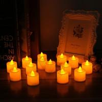 Lilin LED / Lilin batre elektrik / smokeless candle